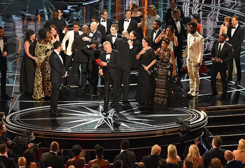 """Курьез на """"Оскаре 2017"""" и полный список победителей <span class=""""color_red"""">- ФОТО</span>"""