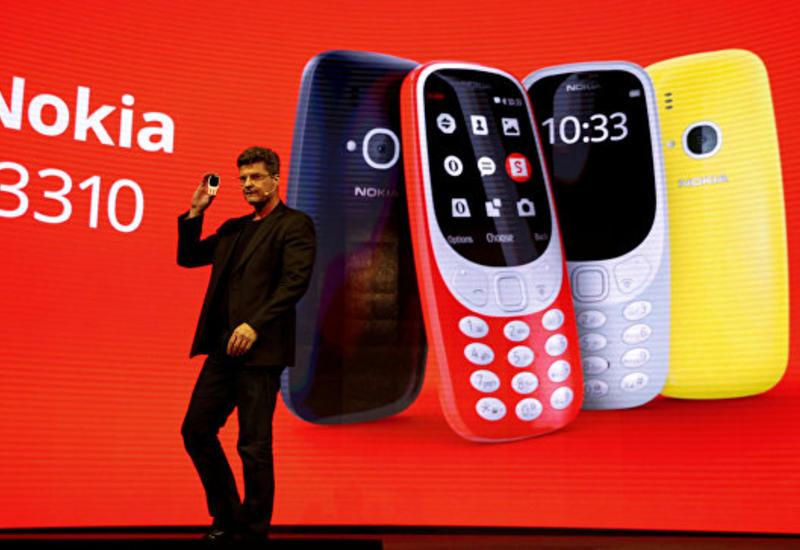 """Стала известна цена обновленной Nokia 3310 <span class=""""color_red"""">- ФОТО</span>"""