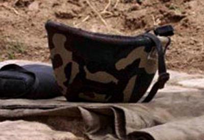 В Армении военный-контрактник погиб при невыясненных обстоятельствах