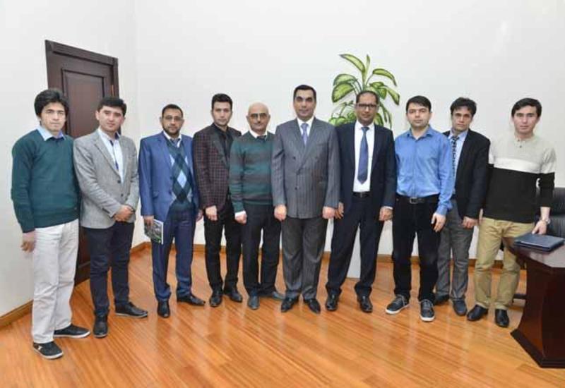 Представители кабульского университета побывали в БВШН