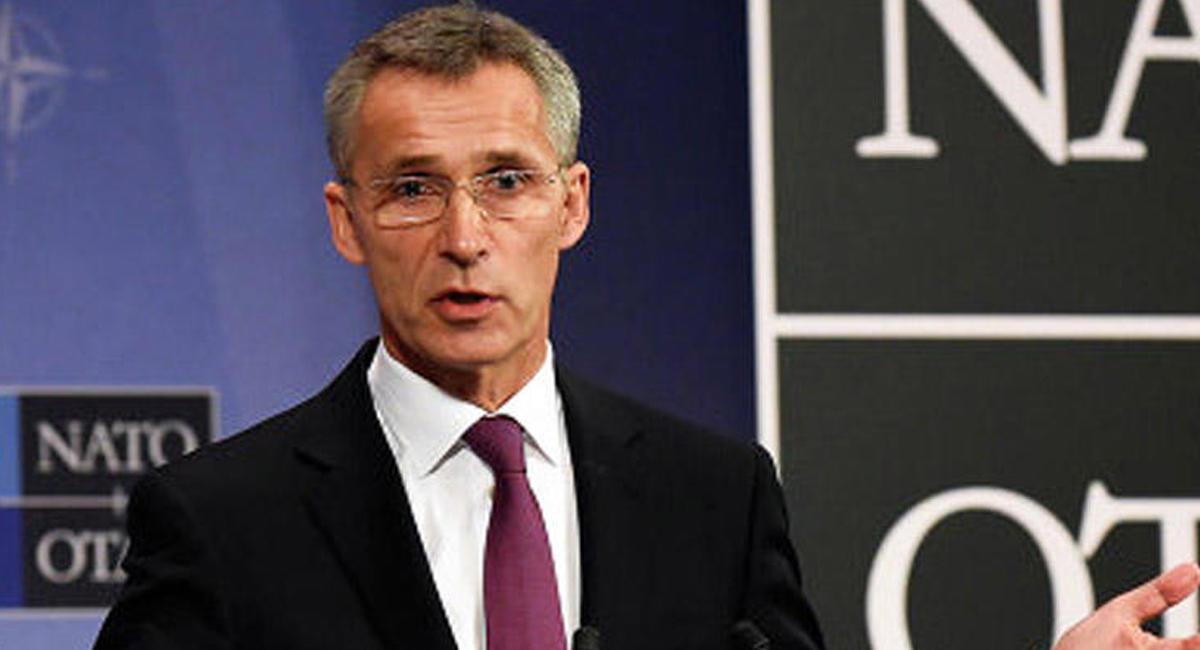 НАТО должен оставаться основным ответственным забезопасность вевропейских странах - Столтенберг