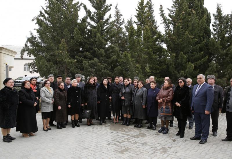 """Мехрибан Алиева: В течение всех этих 12 лет я старалась своей деятельностью оправдать ваше доверие <span class=""""color_red"""">- ФОТО</span>"""