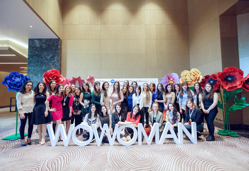 "Центр Barama Azercell объявлен одним из лучших партнеров платформы WoWoman <span class=""color_red"">- ФОТО</span>"