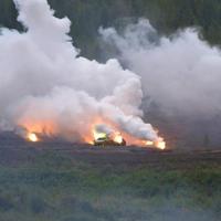 ВС Азербайджана уничтожили армянскую бронетехнику, противник несет многочисленные потери