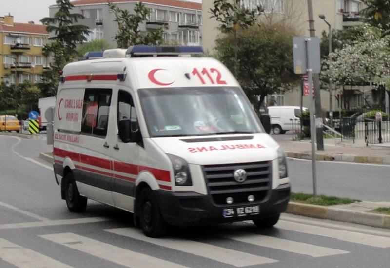 В Турции перевернулся пассажирский автобус, есть погибшие, много раненых