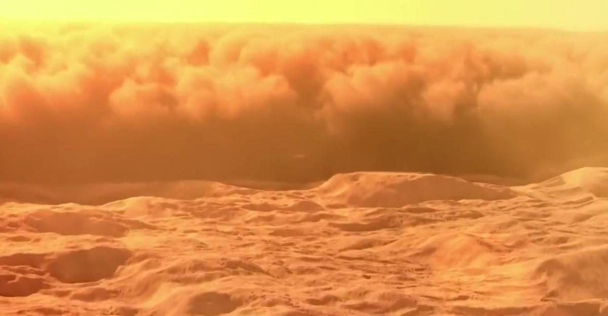 Марсоход Curiosity снял навидео марсианские смерчи