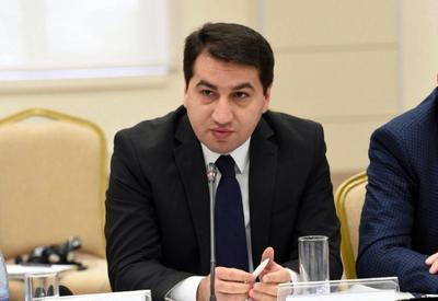 Хикмет Гаджиев об участии ООН в урегулировании карабахского конфликта