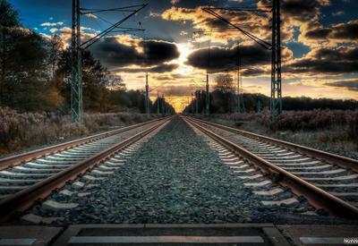 Иран начал строительство железной дороги в Азербайджан