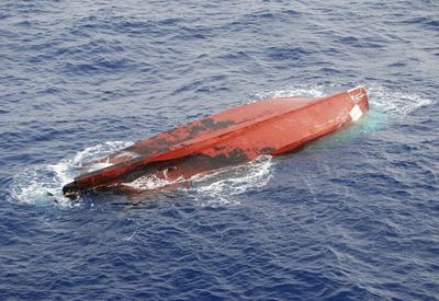 "На Каспии перевернулась лодка рыбаков <span class=""color_red"">- ОБНОВЛЕНО </span>"