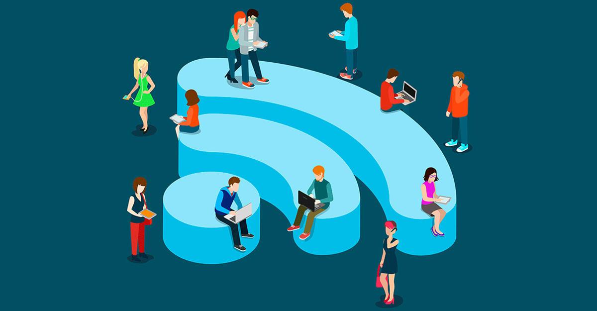 Wi-fi предлагают заменить инфракрасными сетями