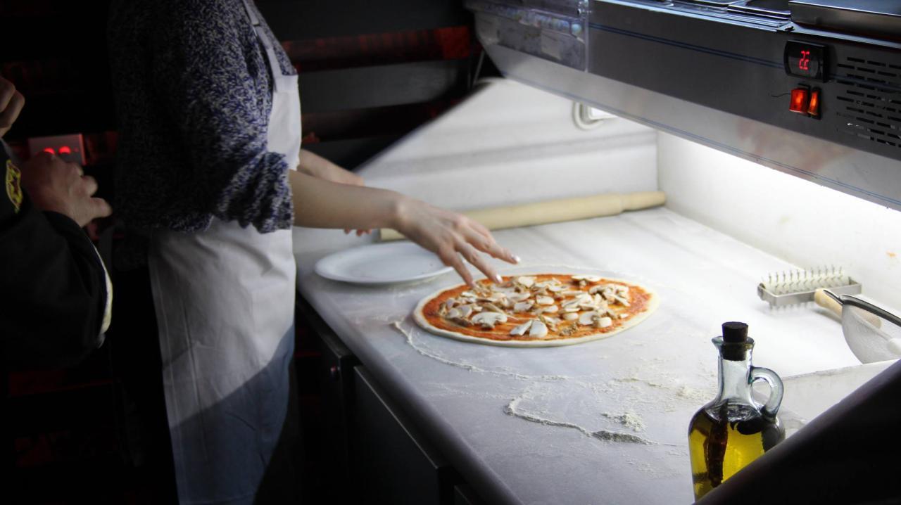 Тесто на пиццу в домашних условиях рецепт с фото