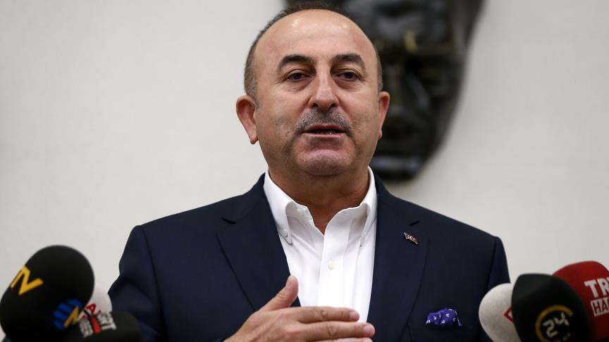 Руководитель МИД Турции запросил переговоры сСергеем Лавровым поСирии