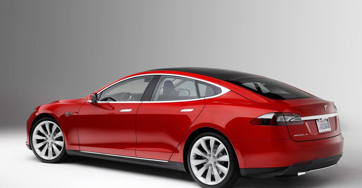 Тестирования Tesla Model 3 попали накамеры