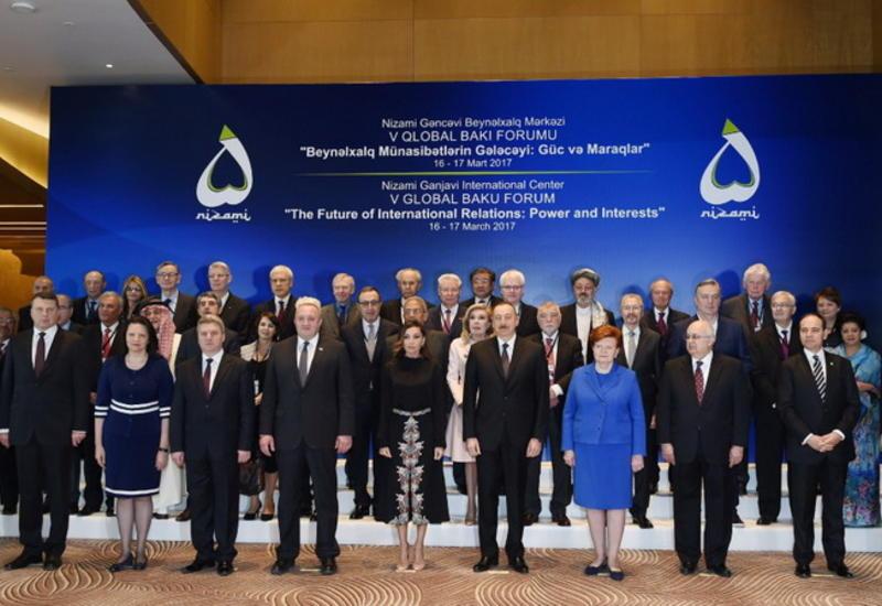 Азербайджан как интеллектуальный центр Европы. По итогам Глобального форума в Баку