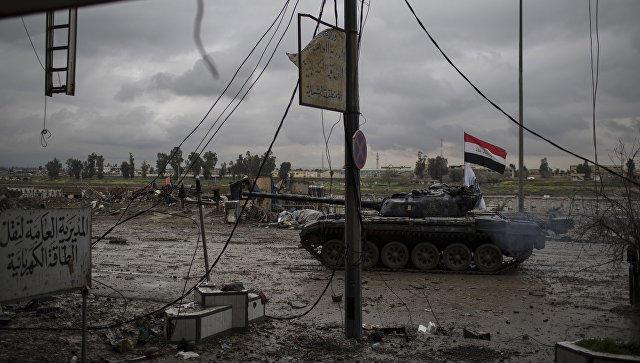 ВВС коалиции устранили шесть главарейИГ вЗападном Мосуле