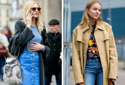 """Как носить джинсовую одежду этой весной - 6 идеальных образов <span class=""""color_red"""">- ФОТО</span>"""
