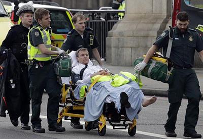 Трамп и Мэй обсудили теракт в Лондоне