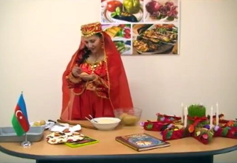 На гаванском телеканале рассказали о традициях Новруза в Азербайджане