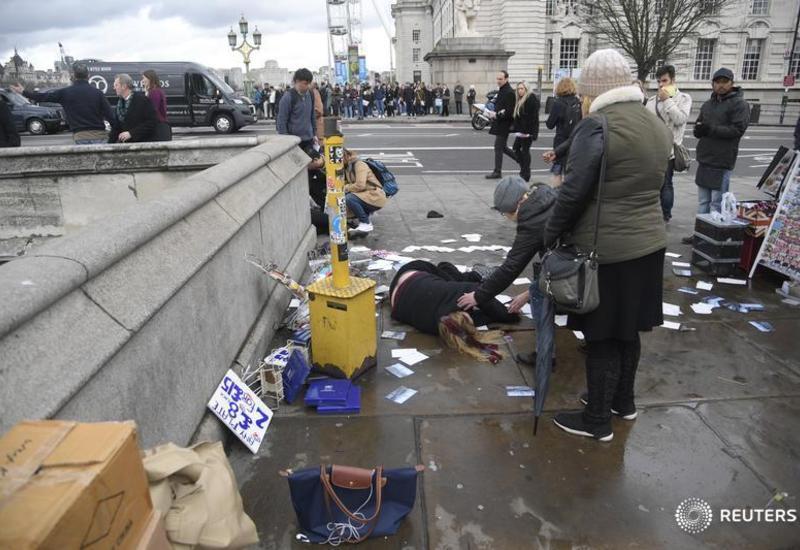 Теракт в Лондоне осуществил один человек