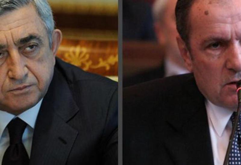Карабахские игрища: для чего Саргсяну в парламенте Тер-Петросян