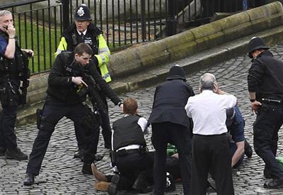 Новые подробности теракта в Лондоне