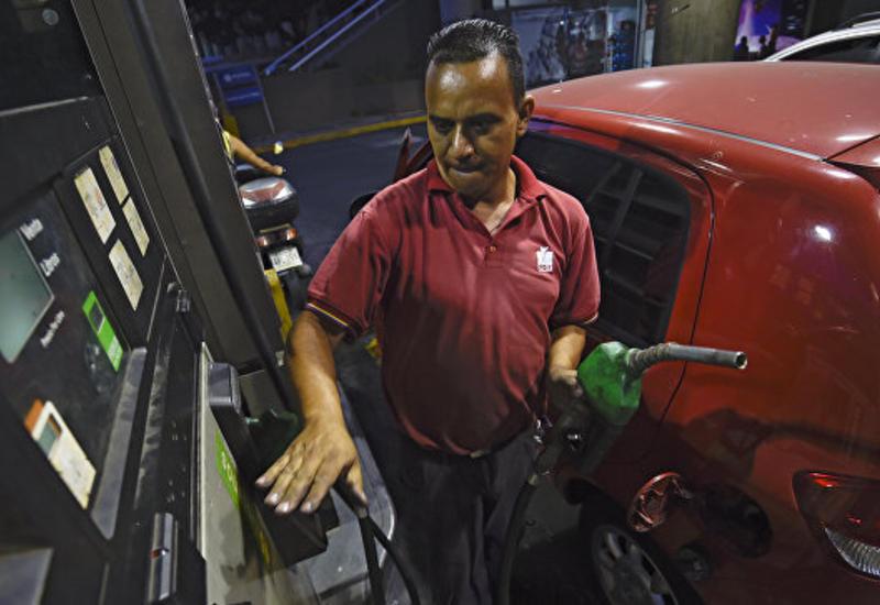 В Венесуэле разразился бензиновый кризис