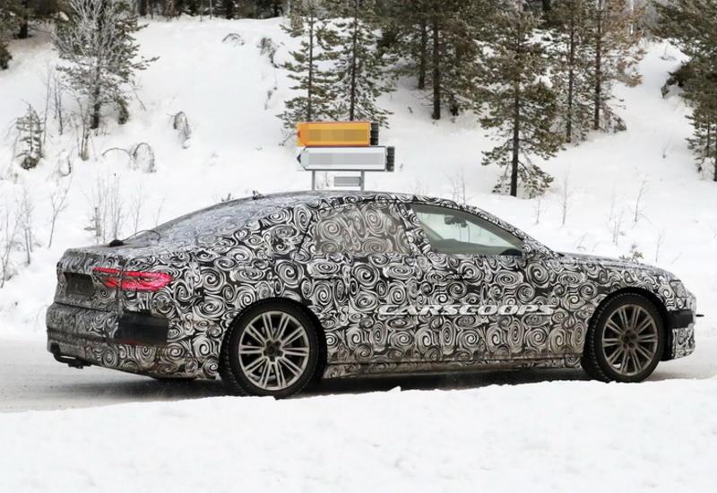 """Названа дата дебюта новой Audi A8 <span class=""""color_red"""">- ФОТО</span>"""