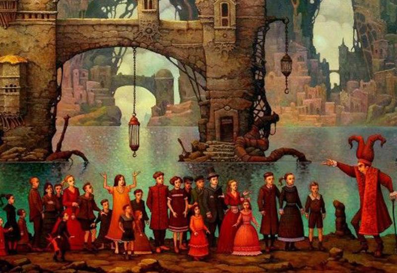 """""""Картинная галерея"""": Волшебный и странный мир <span class=""""color_red"""">- ФОТО</span>"""