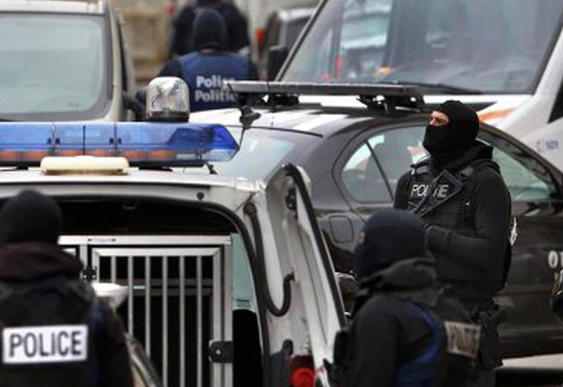 В Бельгии мужчина пытался въехать в толпу