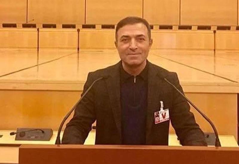 """Mənsum İbrahimov BMT-nin tribunasında <span class=""""color_red"""">- FOTO</span>"""