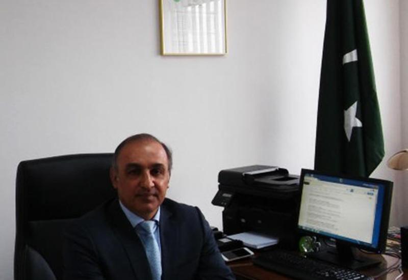 Саид Хан Мохманд: Пакистан доволен уровнем отношений с Азербайджаном