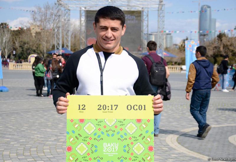 """До начала IV Игр исламской солидарности в Баку осталось 50 дней <span class=""""color_red"""">- ФОТО</span>"""