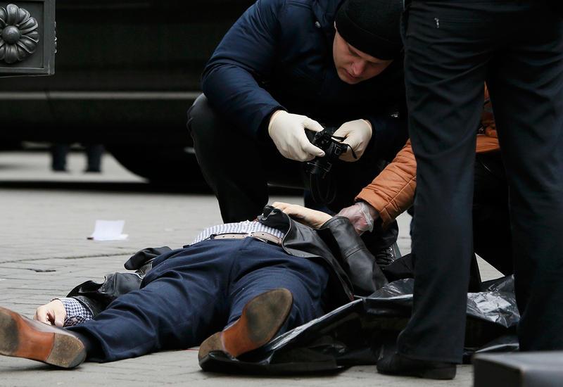 МВД Украины о личности убийцы экс-депутата Госдумы