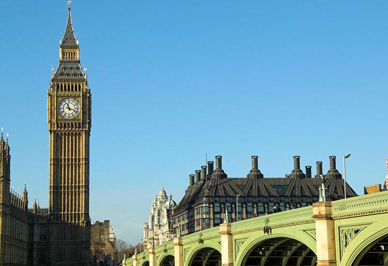 В Лондоне открылся Вестминстерский мост