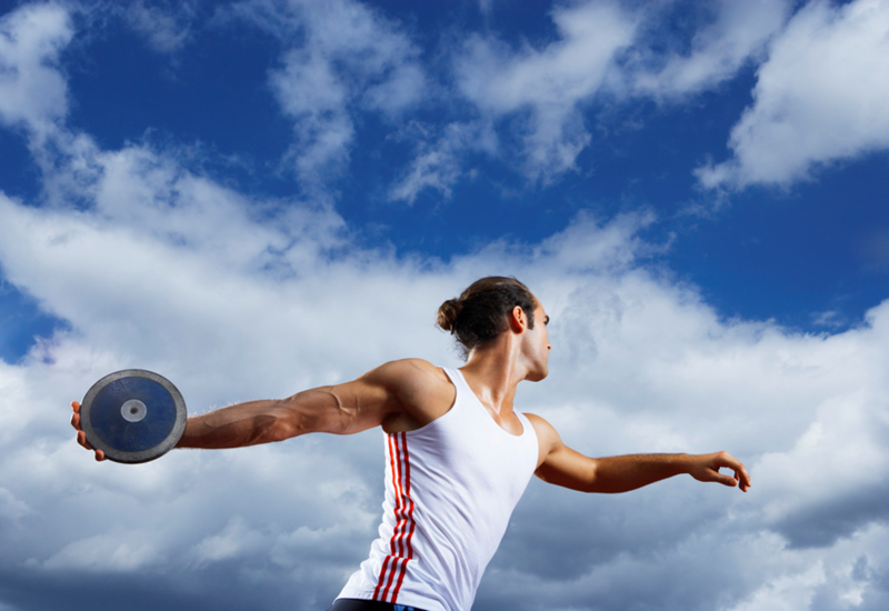 Азербайджанский атлет установил новый рекорд Европы