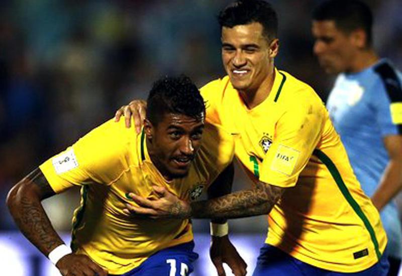 "Бразилия выиграла у Уругвая, Аргентина победила Чили <span class=""color_red"">- ВИДЕО</span>"
