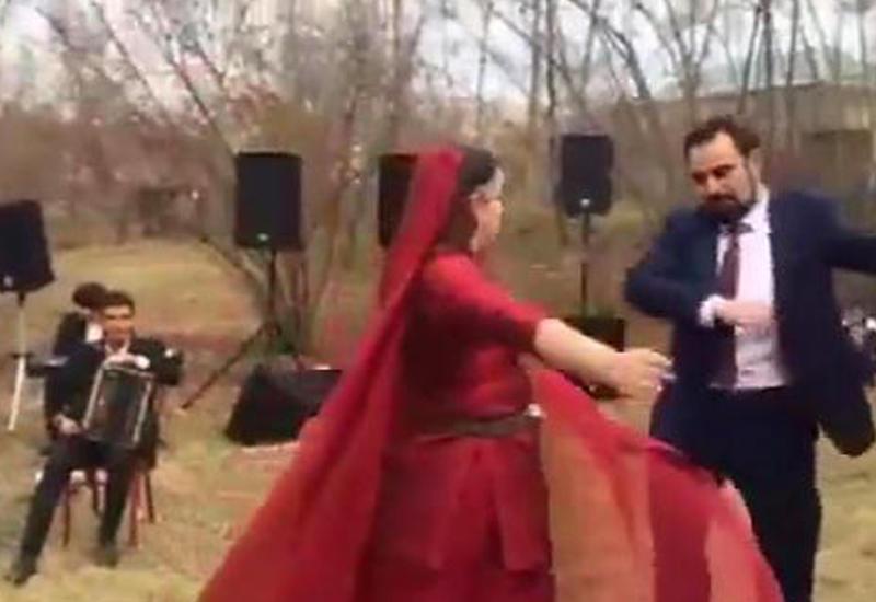 "Американка вышла замуж за жителя Гусарского района <span class=""color_red"">- ВИДЕО</span>"