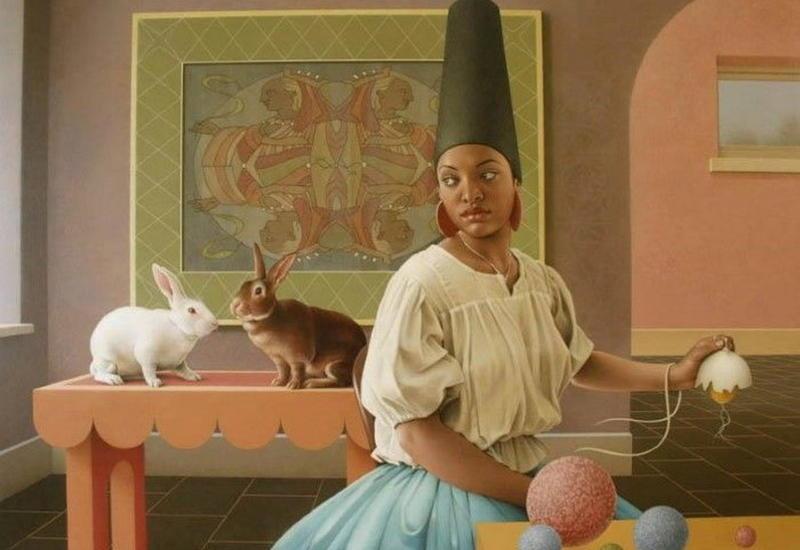"""""""Картинная галерея"""" Day.Az: Необычный мир Джейн Льюис <span class=""""color_red"""">- ФОТО</span>"""