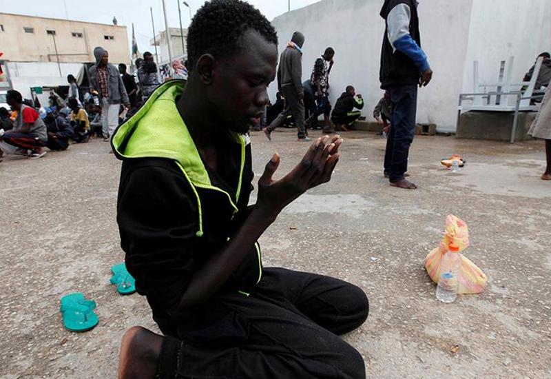 """У берегов Ливии подобрали тела пяти мигрантов <span class=""""color_red"""">- ВИДЕО</span>"""