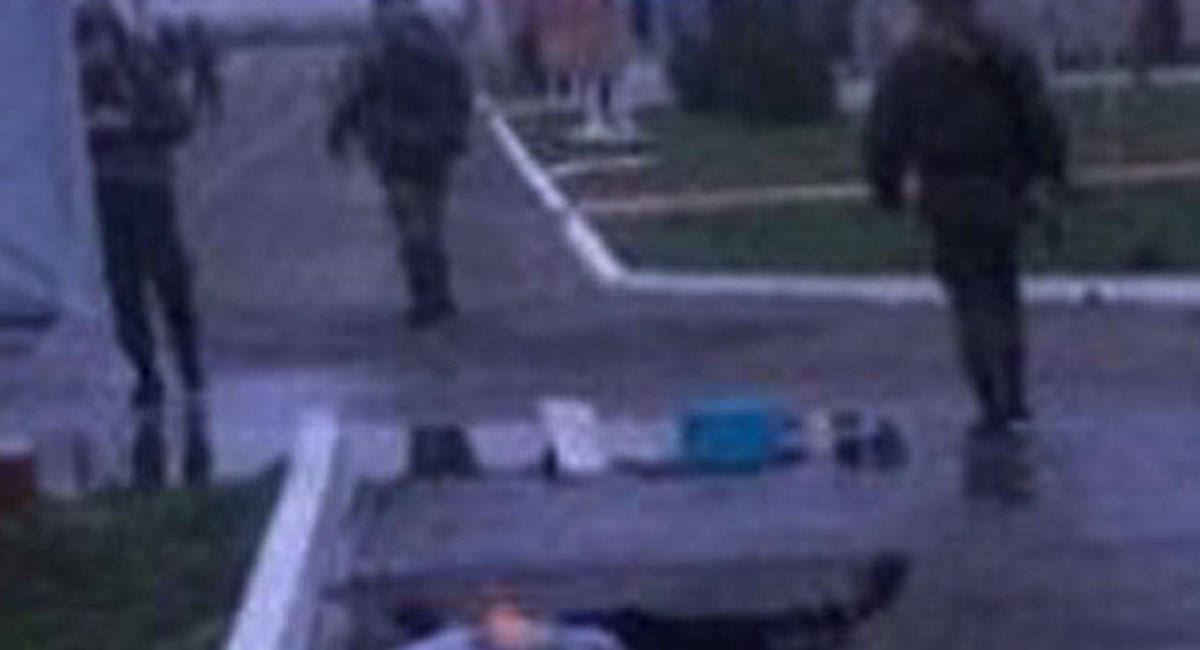 Боевики штурмовали часть Росгвардии вЧечне Сегодня в12:19