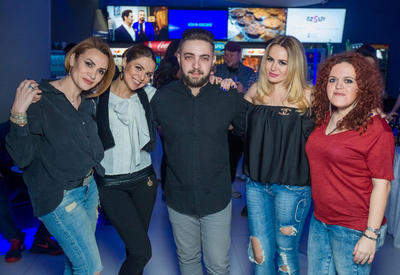 "Ночь азербайджанских звезд в CinemaPlus Azerbaijan <span class=""color_red"">- ФОТО</span>"
