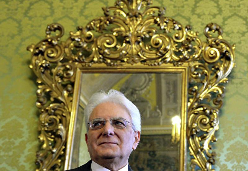 """Президент Италии ожидает от Евросоюза """"мобилизации совести"""""""