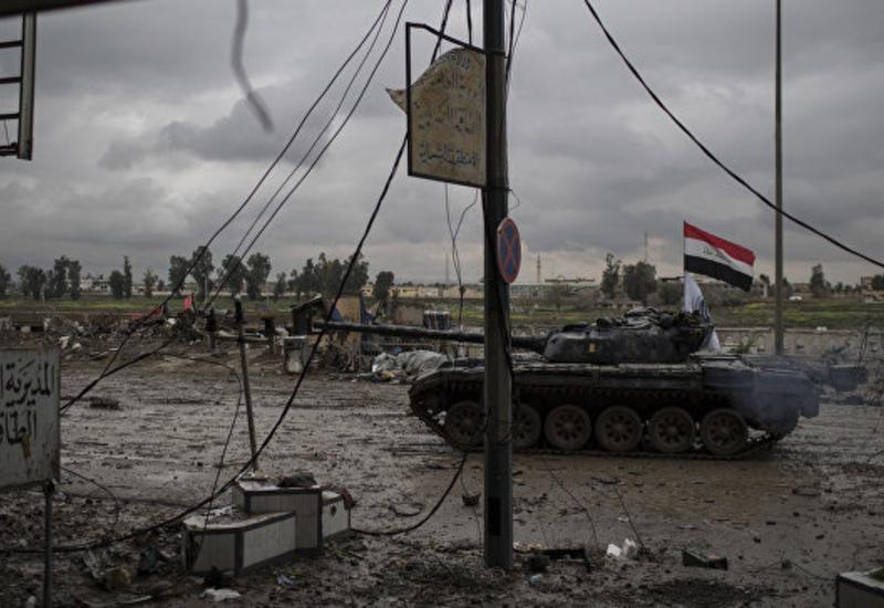 Иракское командование об операции в Мосуле