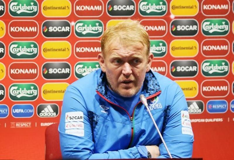 Роберт Просинечки: У нас есть свой план против сборной Германии