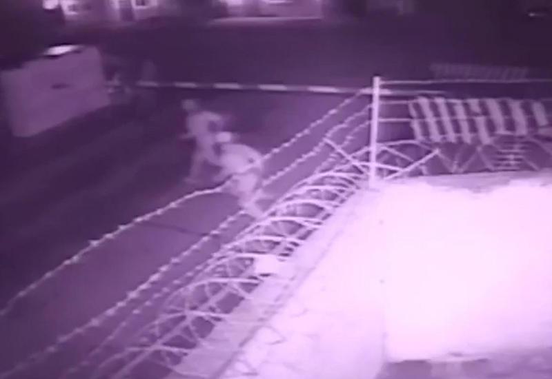 """Нападение боевиков на воинскую часть в Чечне попало на камеры <span class=""""color_red"""">- ВИДЕО</span>"""
