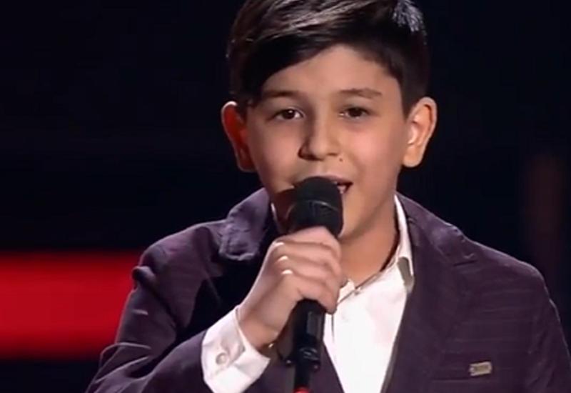 """Юный азербайджанец покорил жюри на шоу """"Голос.Дети"""" <span class=""""color_red"""">- ФОТО - ВИДЕО</span>"""