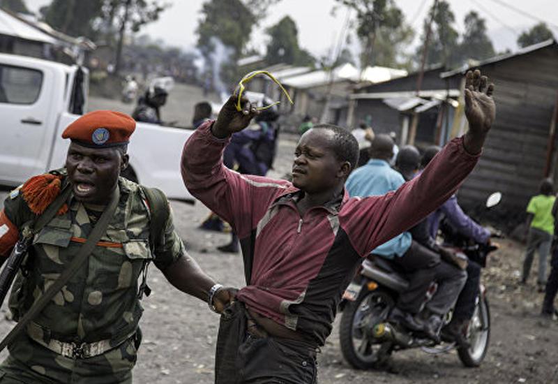 В Конго вооруженные люди обезглавили 40 полицейских
