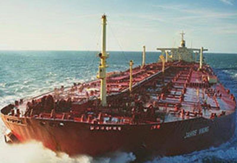"""Azərbaycan nefti ilə dolu supertanker saxlanıldı <span class=""""color_red"""">- FOTO</span>"""