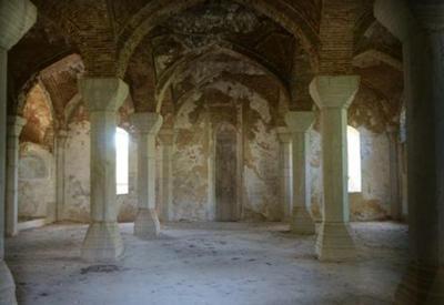 Армянские оккупанты начали раскопки в шушинской мечети