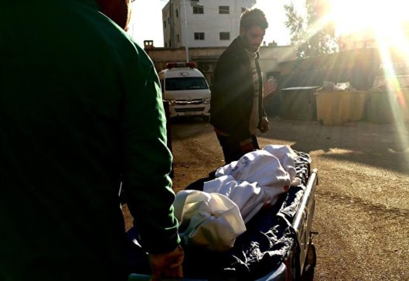 В ООН поступают сообщения о жертвах среди мирного населения Ракки